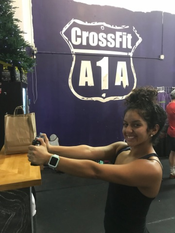 Bryanna lost over 4% Body fat and 11 pounds!
