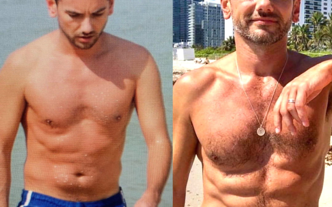 Cedric Has AMAZING Results With Our Group Classes and Nutrition Programs!