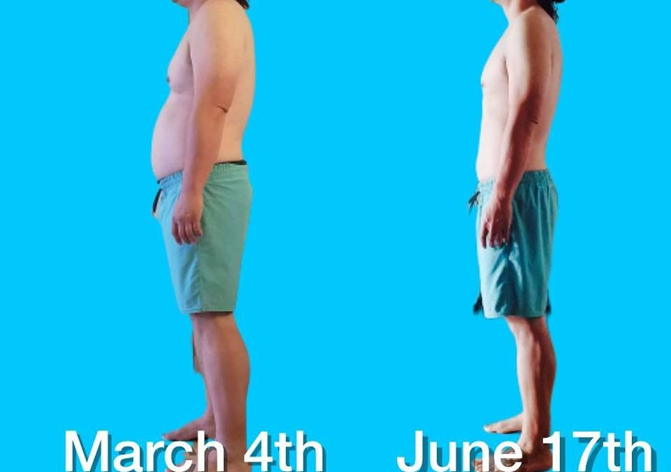 Alan has Lost 53 Pounds in 100 Days (And He's Still Going!)